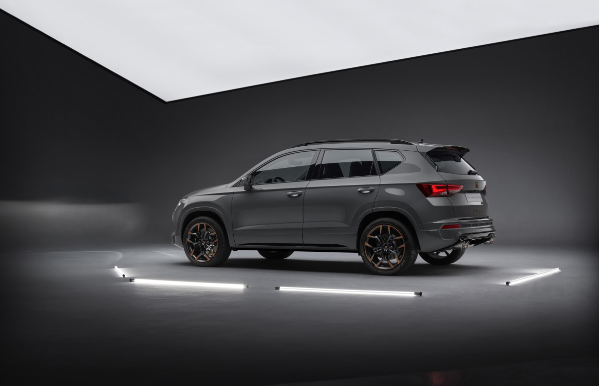 CUPRA Ateca Special Edition a unique vehicle with increased sophistication and enhanced performance 060318 (1).jpg