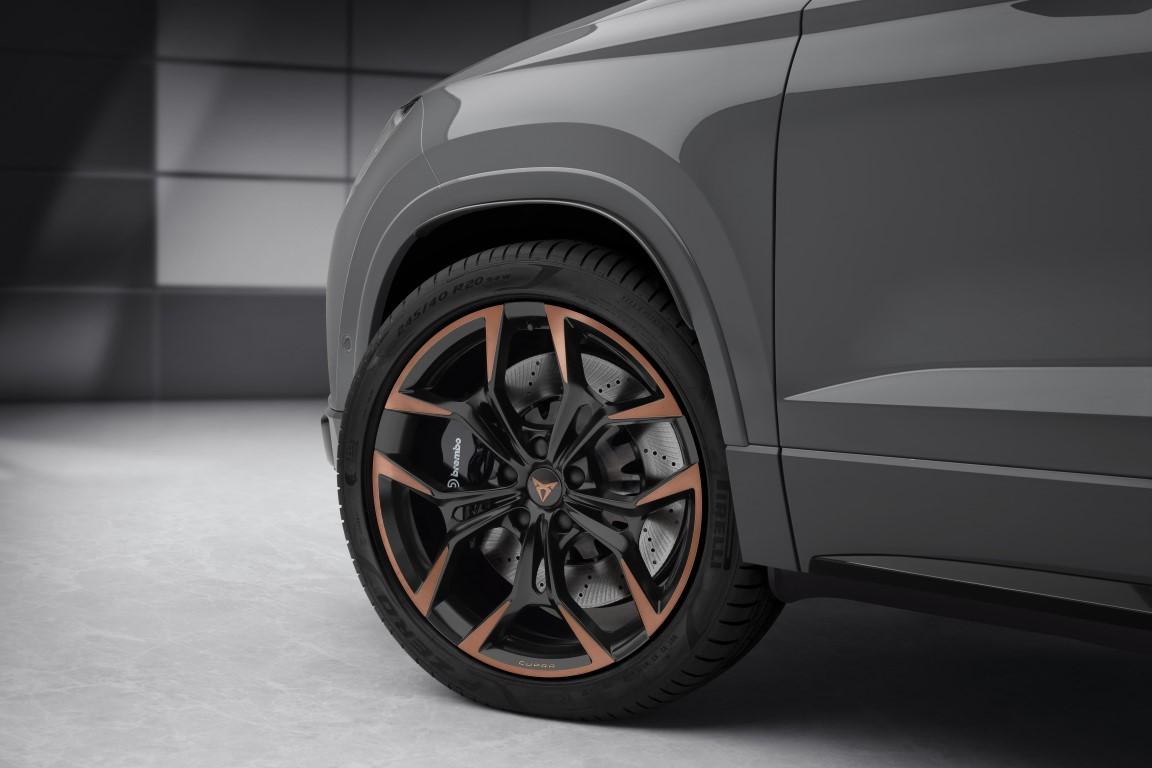 CUPRA Ateca Special Edition a unique vehicle with increased sophistication and enhanced performance 060318 (4).jpg